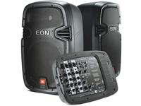 JBL EON portable PA cabinet speakers [EON-210P/230]