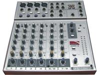MIXER POWERED 4 CHANNEL 2x50W OUTPUT [AMP4]