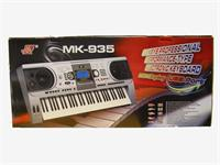 KEYBOARD 61 KEY TOUCH FUNCTION WITH LCD DISPLAY [MK-935]