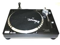 TURNTABLE DIRECT DRIVE COMPLETE WITH HEA [TT02]